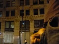 Girl Acrosss The Street Thumb