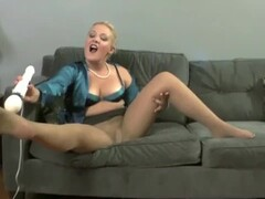 Spunk Lube Presents: Pantyhose #4 Thumb