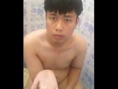 Asian swallow own cum Thumb