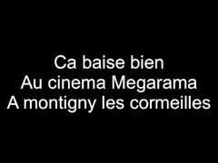 Franconville 95 Montigny les corneilles voyeur toilette cinéma Thumb