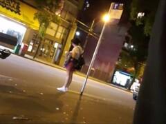 Bus Stop Girl Thumb