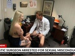 FCK News - Plastic Surgeon Arrested For Sexual Misconduct Thumb