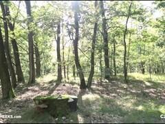 Lena Love - Trip into woods - CzechCheeks Thumb