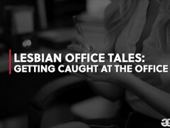GirlGirl.com - Getting Caught At The Office Thumb