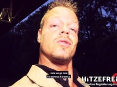 HITZEFREI.dating Picked up at the train station PUBLIC FUCK JOLEE LOVE Thumb