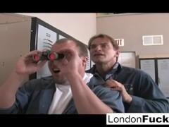 London Keyes's Shower Sex Extravaganza Thumb