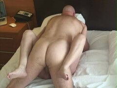 Real amateur couple enjoy fucking missionary Thumb