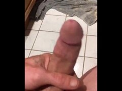 Playin with my small dick Thumb