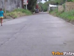 TRIKEPATROL Two Asian Friends Share Tourist Big Cock Thumb