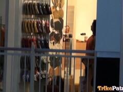 TRIKEPATROL Cock Craving Asian Fucks Random During Shopping Spree Thumb