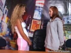 Poking Around With Dutch Lesbians Thumb