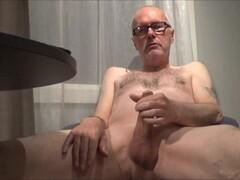 Ulf Larsen wank & ejaculate Thumb