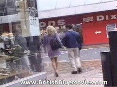 Vintage porn straight from VHS filmed in London England! Thumb