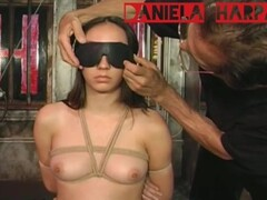 Daniela Harpaz Dungeon Slave Training Part 7 Needles tits Thumb