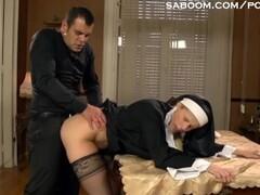 Nun fucked after pray Thumb