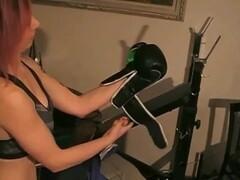 Alessia Beats Hard (Stomach Demolition) Thumb