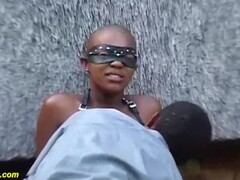 cuckold outdoor african sex lesson Thumb