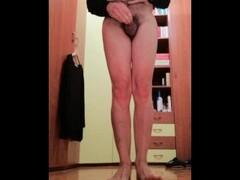 Small cock masturbation .mp4 Thumb