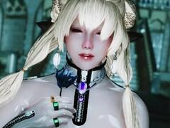 Skyrim elf princess become a slave girl Thumb