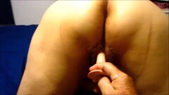 Bend over babby, I want to play with your big furry pussy too.mp4 Thumb